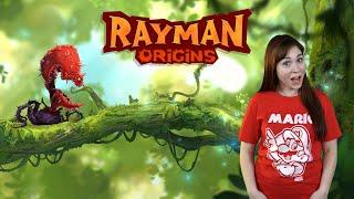 Let's Play Rayman Origins