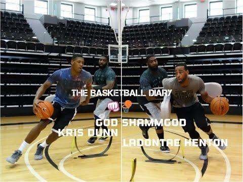 Behind The Scenes: LaDontae Henton, Big East POY Kris Dunn, Offseason Workout With God Shammgod