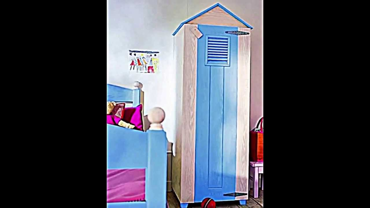 coole und kreative schrank designs f r das kinderzimmer einrichten youtube. Black Bedroom Furniture Sets. Home Design Ideas