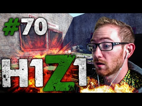 I SAW THE NEW MAP!! | H1Z1 Battle Royale #70
