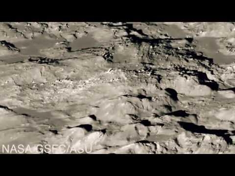 The FULL Tycho ALIEN City Suburbs..  NASA Image 2018HD