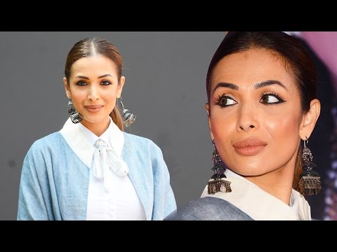 Malaika Arora Khan Inaugurates Beauty India Exhibition