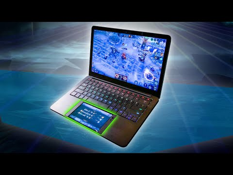 The Razer Phone Transforms Into a Laptop