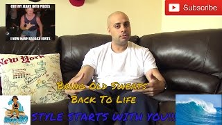 How To Turn Sweat Pants Into Shorts | 'Style Starts With You!!!'