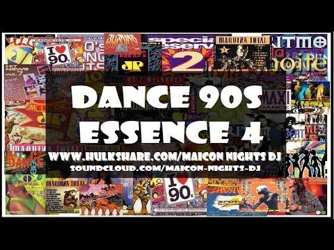 DANCE 90s ESSENCE Vol.4 (1989/1993)(Eurodance/Euro House) [MIX by MAICON NIGHTS DJ]