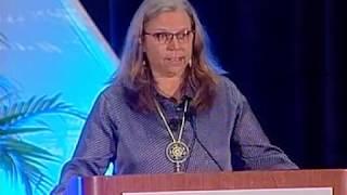 Carl A. Scott Memorial Lecture, 2018 CSWE APM - Dr. Karina Walters thumbnail
