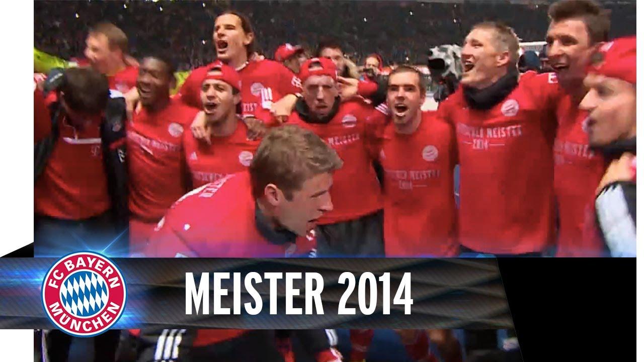 Deutscher Fußballmeister 2021