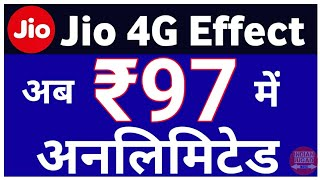 Jio 4G Effect : Now BSNL offer Unlimited Benifits in Rs.97 for Micromax Bharat 1 feature Phone