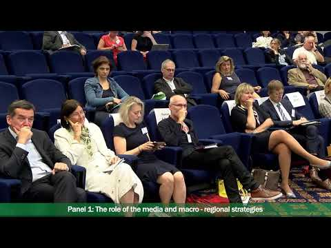 EU Macro-regional Strategies Conference on Media and Communication 2017, Slovenia - Day 2, Part 1