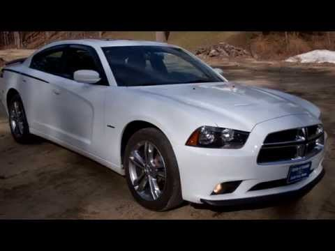 Best Price Lowest Price Used 2013 Dodge Charger All Wheel Drive R/T Portland Maine