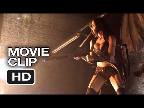 Death Race 3: Inferno Movie CLIP - Girl Fight (2013) - Danny Trejo Movie HD poster