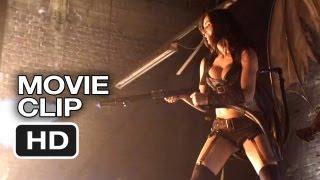 Death Race 3: Inferno Movie CLIP - Girl Fight (2013) - Danny Trejo Movie HD