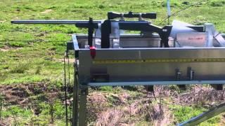 458 Lott muzzle brake test