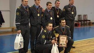 Солигорск. СТК. Соревнования по волейболу