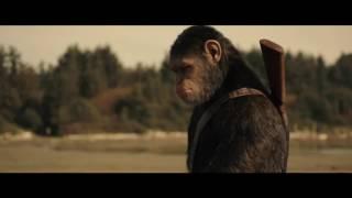Война планеты обезьян  2017 (480p)