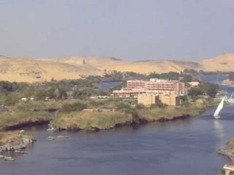 a beautiful city in Egypt - Aswan