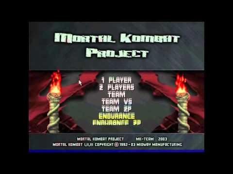 Mortal Kombat Project - Download em Portugu s