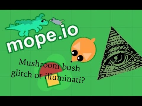 mope.io how to get into arctic