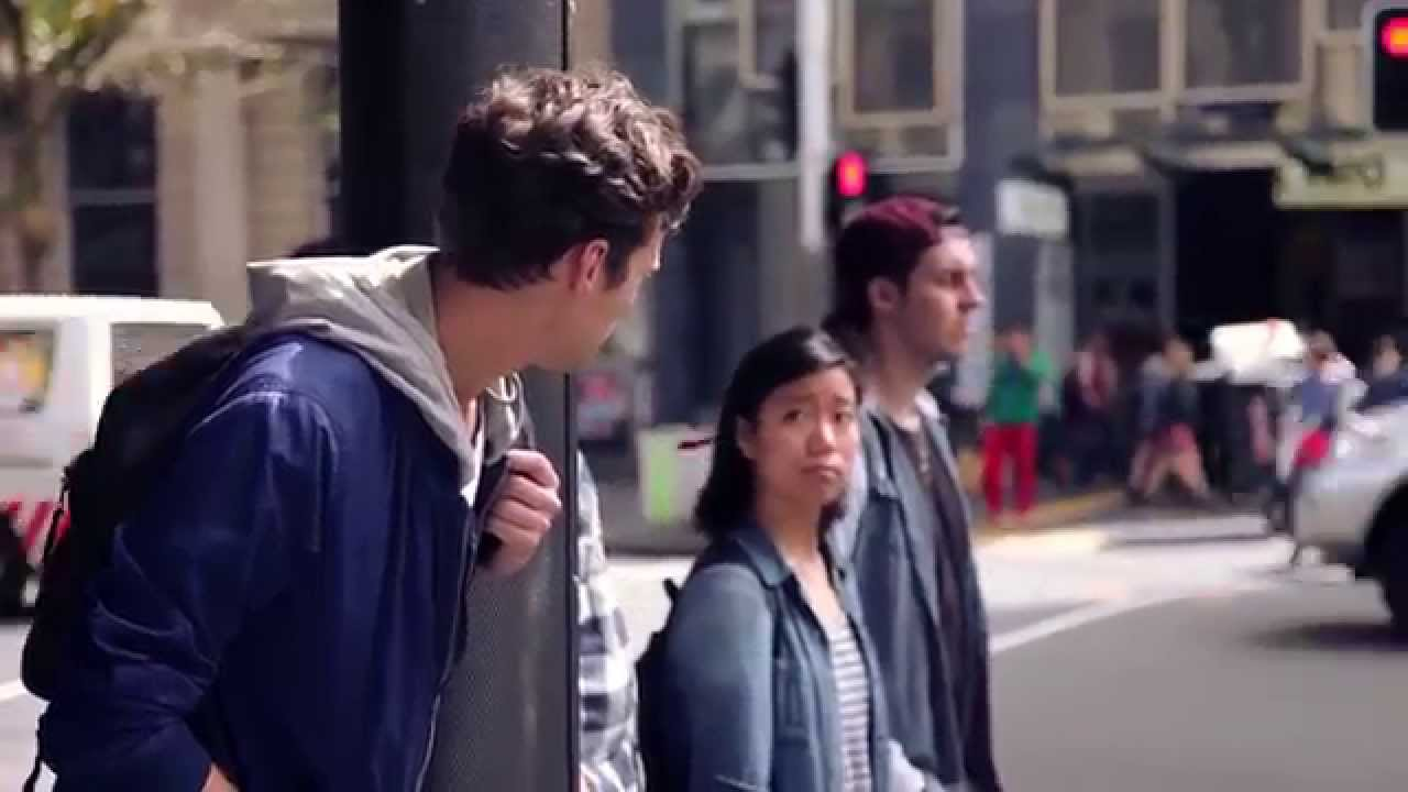 at first glance - a short film based on love at first sight