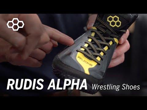 RUDIS ALPHA Wrestling Shoes