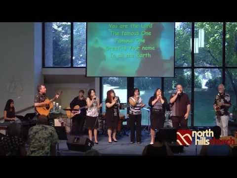 Real Food  7-21-12 service