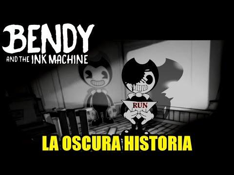 LA OSCURA HISTORIA DE BENDY AND THE INK MACHINE