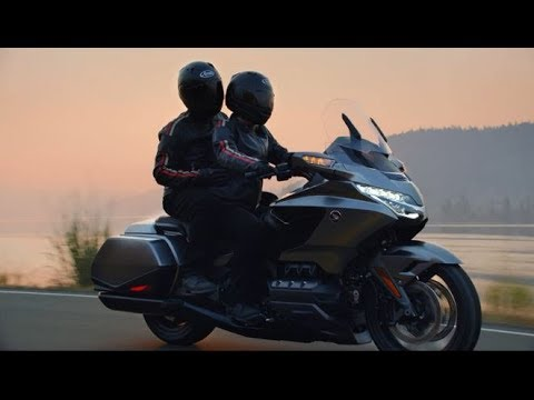 The Entirely New 2018 Honda Gold Wing- Beyond the Expected
