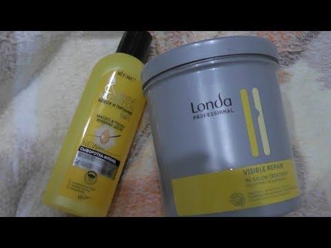 Средства для волос. Маска от Londa