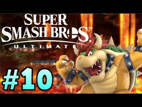 Super Smash Bros. Ultimate: World of Light Part 10 - Shadow The Gamer thumbnail