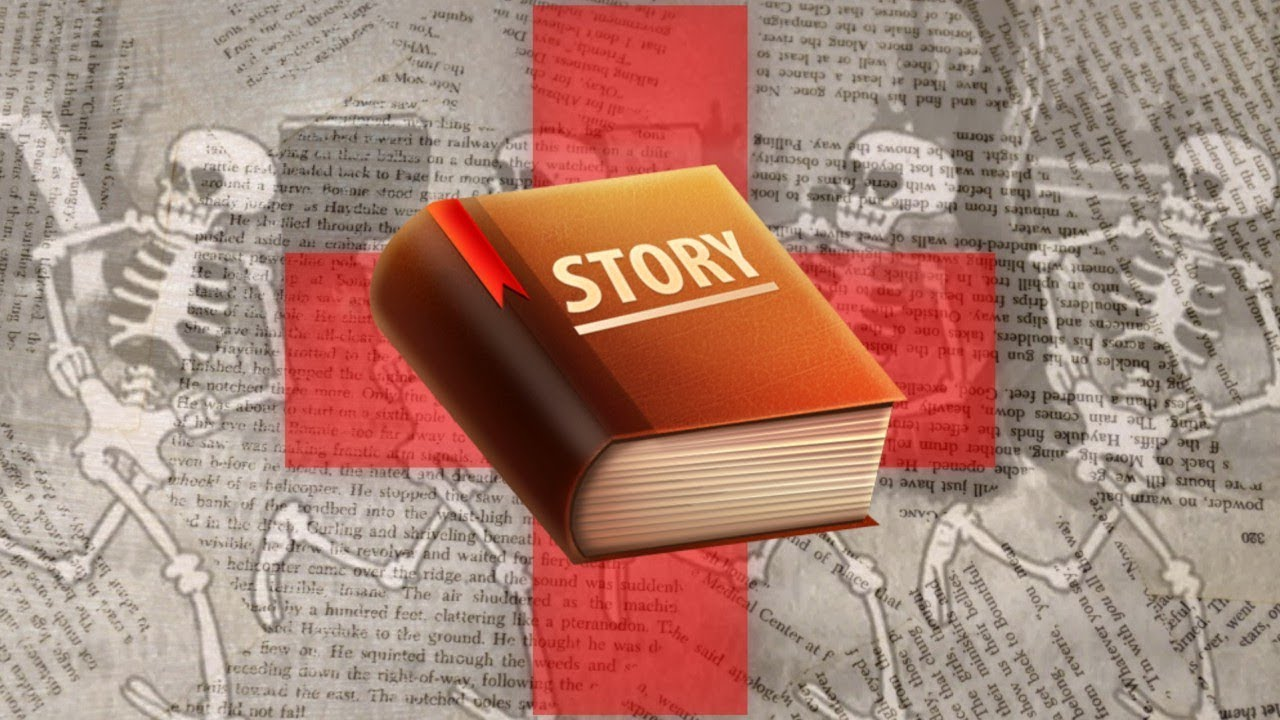 Story Doctor Anatomy Of A Story Youtube