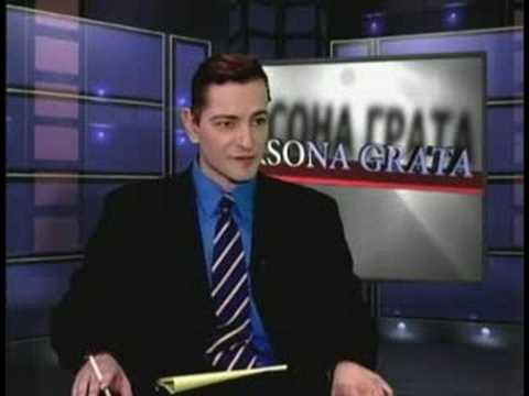 Oksana Baiul - NTV Persona Grata Interview