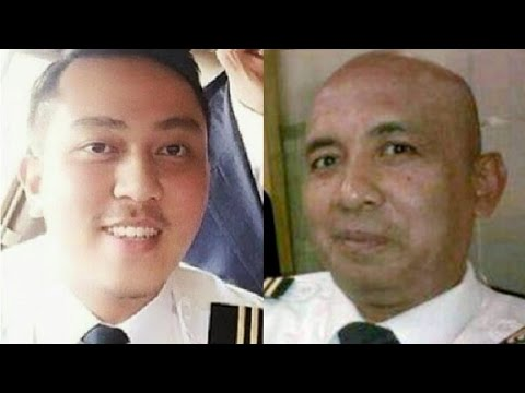 A look into the lives of the missing MH370 pilots