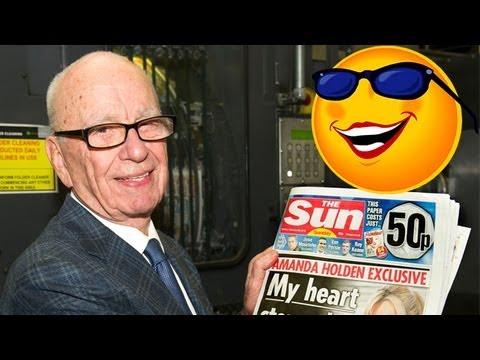 The Sun on Sunday: Rupert Murdoch's bid to right UK media empire
