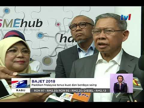 BAJET 2018 – PASTIKAN MALAYSIA TERUS KUAT & BERDAYA SAING [25 OKT 2017]