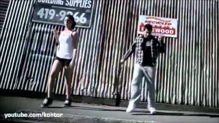 Scooter jumpstyle and shuffle.