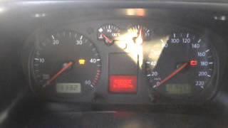 VW T4 2.5 TDI Заводим в мороз -18