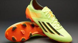 Unboxing Adidas Adizero F50 FG Jaune/Vert/Zest (jaune et orange ...