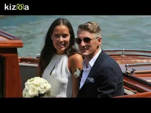 Ana Ivanovic & Bastian Schweinsteiger -  wedding (BASTIANA)