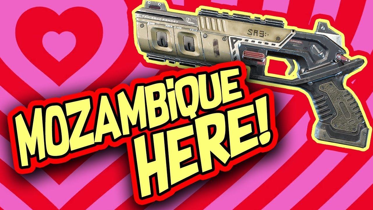 Respawn Add Golden Mozambique In Apex To Celebrate April Fool S