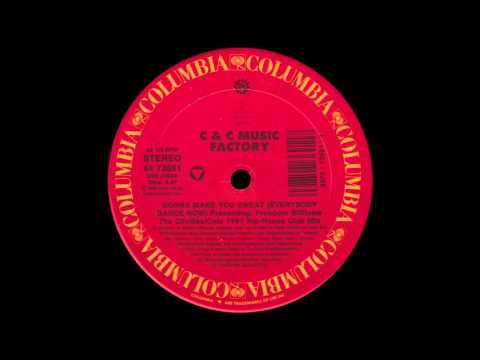 C c music factory gonna make you sweat the clivill s for 1991 house music