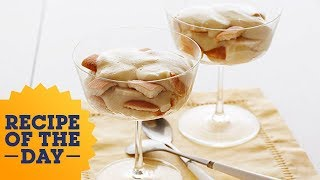 Recipe of the Day: Guilt-Free Banana Pudding | Food Network