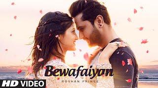 Roshan Prince: Bewafaiyan (Full Song) Sonal Singh | Latest Punjabi Songs 2020