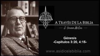 Génesis - Capítulos 3:20 - 4:15