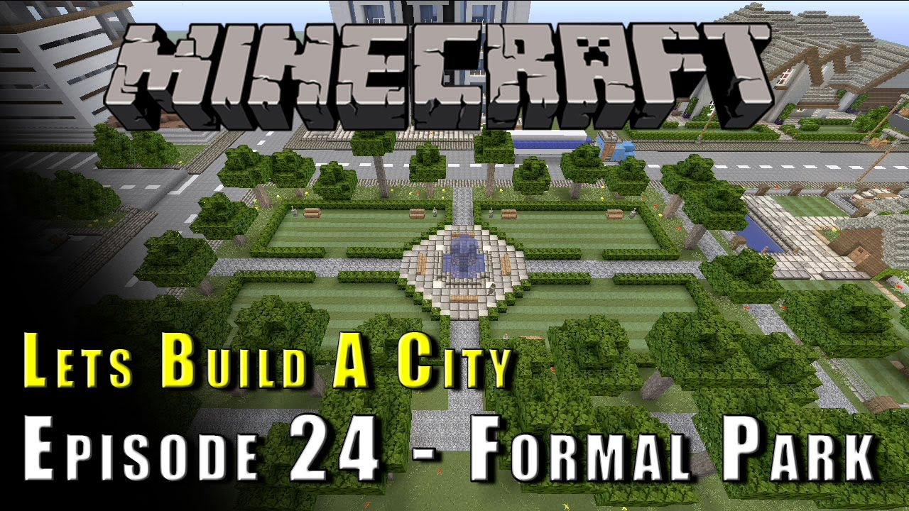 how to make a theme park ride in minecraft