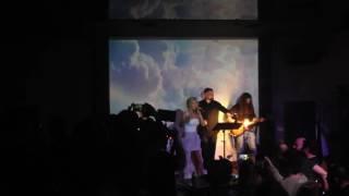 Баста и Алена Омаргалиева - Я поднимаюсь над землей. Презентация песни в Киеве