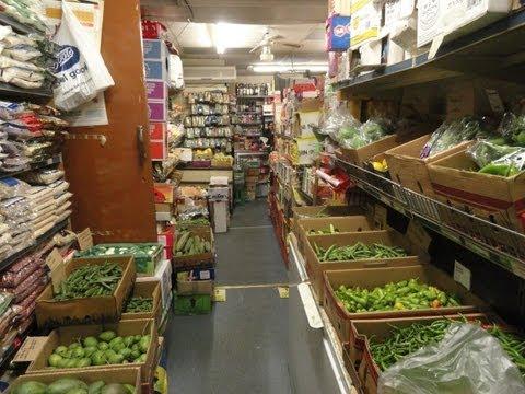 MP Patel & Sons (Babubhai Ni Dukan) Indian Grocery Shop, Bradford - 19th December 2012