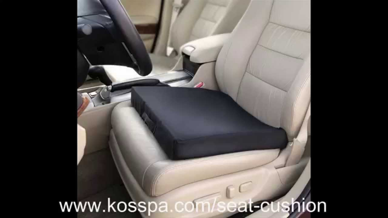 Best Truck Driver Seat Cushion Review