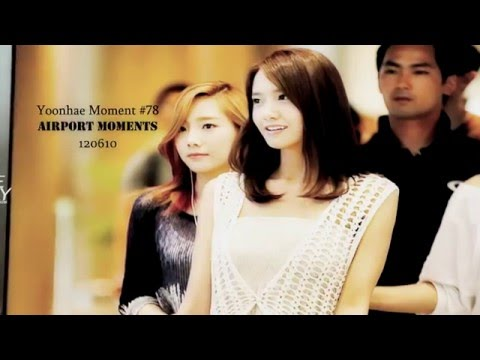 Yoonhae Moment #78 - Airport Moment