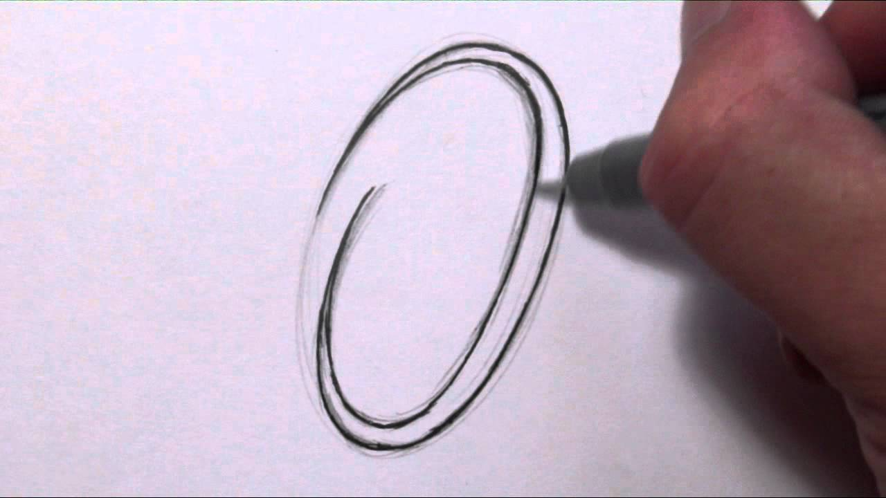 How To Draw A Simple Tribal Zero