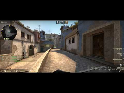 Csgo faceit full match 16-0 Ez win (Swedish and English)